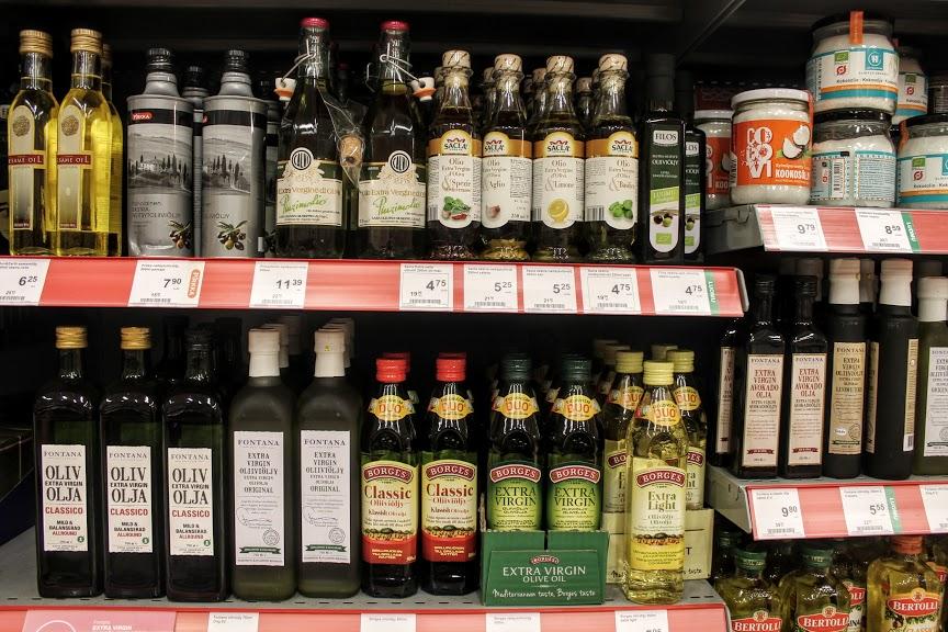 Mitä oliiviöljyä pastamiseen?